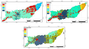 Hydrology Map Hydrology Free Full Text Estimating The Effect Of Urban Growth