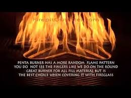 Fire Pit Burner by Gas Fire Pit Burner Review Youtube