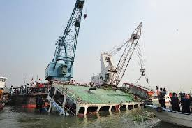 Bangladesh ferry capsized with over 200 occupants