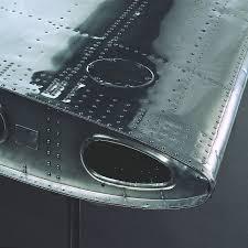 nom style decor decor inspiration swoon aviation plane wing desk