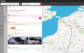 Charles De Gaulle Airport Map Public Transport Train Route From Cdg To Calais Travel Stack