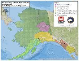 Juneau Alaska Map by Alaska District U003e Missions U003e Regulatory U003e Regulatory Contacts