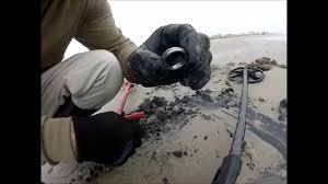 ctx 3030 metal detecting surfside beach texas 2015 youtube