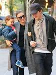 Image Orlando Bloom and Miranda Kerr Step Out with Son Flynn, Post Split Picture