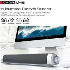 3 subwoofers home theater tv home theater super bass soundbar bluetooth sound bar speaker