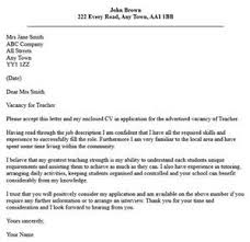 Samples of application letters for lecturing jobs   report   web     Resume CV Cover Leter   ipnodns ru