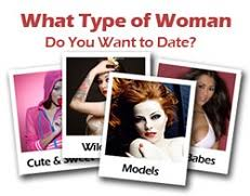 What type of girl do you want to date