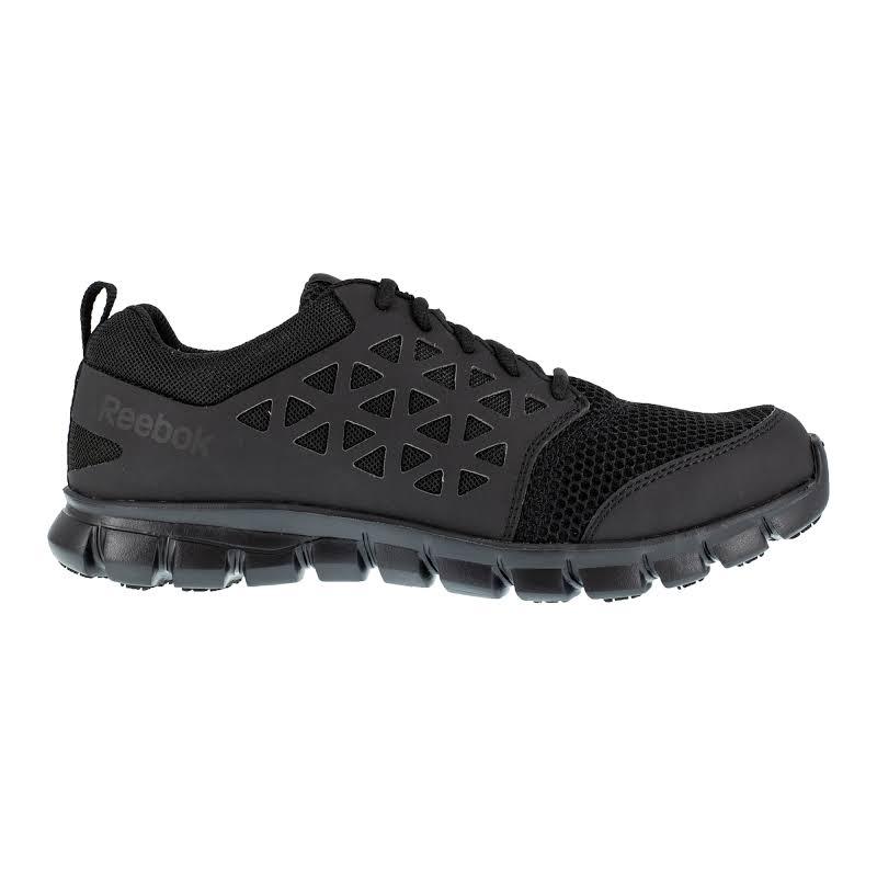Reebok Work Sublite Cushion Work RB435 SD Slip-Resistant Shoe, Adult,