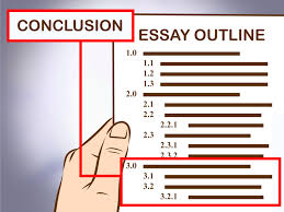 writing a composition paper 3 easy ways to write an essay outline wikihow