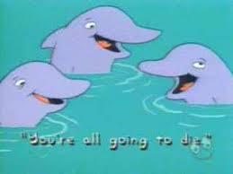 salvan a 30 delfines encallados en una playa de brasil