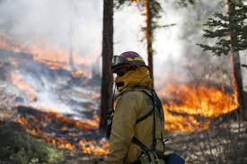 Willow Wildfire California by Are Massive Wildfires The New Normal Cbs News