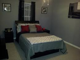 Red Bedroom by Red Black And Grey Bedroom Designs Khabars Net