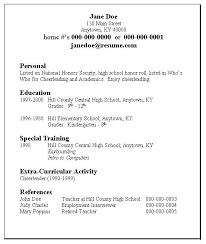 resume format for job application pdf resume example college resume sample format for job application