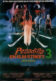 Pesadilla En Elm Street 3, Guerreros De Los Suenos