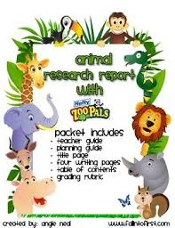 images about Writing on Pinterest Pinterest Your students will have a BLAST writing their own Animal Research Report using Hefty ZooPals plates  This packet includes everything you will need      page