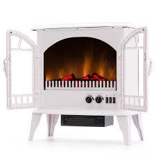 amazon com jasper free standing electric fireplace stove 25
