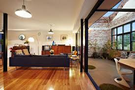 New YorkStyle Warehouse Conversion In Melbourne - Warehouse interior design ideas