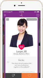LunchClick     Dating App by Lunch Actually   One quality match
