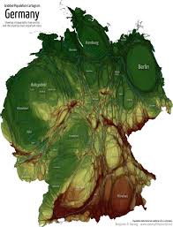 Map Germany by Bundestagswahl 2013 Electoral Maps Of Germany Views Of The World