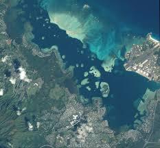 Map Of Waikiki Waianae Bathymetry Contour Map For Oahu Hawaii Coastal Geology Group