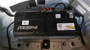 lexus rx 350 battery replacing oem battery s4 b8