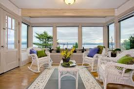 white doors with glass panels cottage porch with glass panel door u0026 screened porch in seattle