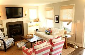 How To Arrange Furniture In A Small Living Room Home Design Ideas - Small living room furniture design