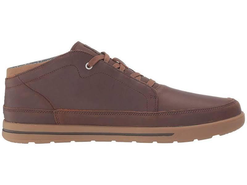 Forsake Phil Chukka Casual Shoe Walnut Medium 12 MFW17PC5120