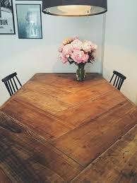 Dinner Table Best 25 Diy Dining Table Ideas On Pinterest Diy Table