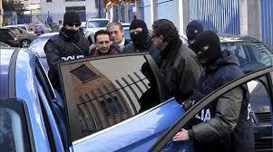 arrest Calabrian Mafia