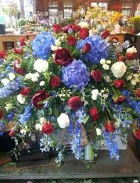 Flowers Winchester - us navy army air force marines coast guard headstone saddle