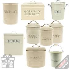 Country Canister Sets For Kitchen Farmhouse Kitchen Canisters Vintage Set Of 4 Mccoy Canisters With