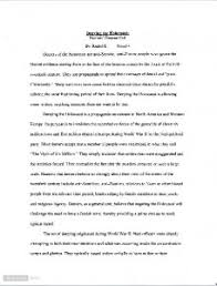 Denying The Holocaust  Humans      Greatest Evil     A Research Paper by Rachel K  from Mrs  Mayerchak     s Language Arts class