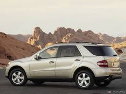 2006 mercedes benz ml500 four by fifty grand