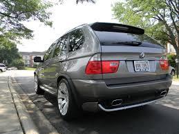 Bmw X5 E53 - new pics 4 4 w full 4 8is front rear flares window trim