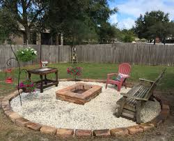 How To Make A Fire Pit In Backyard by Above Ground Pool Area Turned Into A Fire Pit Area Outdoors