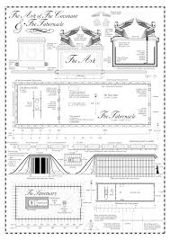 Salt Lake Temple Floor Plan by Solomons Ancient Symbols Mosaic Tabernacle As An Aaronic Temple