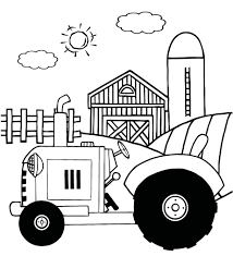 printable 40 tractor coloring pages 1880 tractor coloring pages
