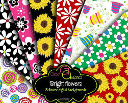 flower prints u2013 great graphics designs