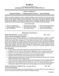 leadership examples for resume development marketing resume product development marketing resume