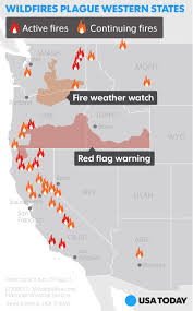 Wild Fires In Oregon Update by Calif Wildfire Threatens Thousands Of Homes