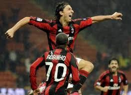 Milan AC - Cesena vidéo but (1-0)