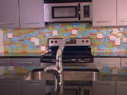 Backsplash For Kitchen Ideas Kitchen Kitchen Update Add A Glass Tile Backsplash Hgtv Tiles For