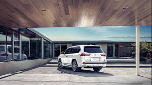 does lexus make minivan 2018 lexus lx luxury suv lexus com