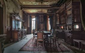 stunning abandoned homes are surprisingly full of life huffpost