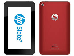 HP, Slate, 7, Plus, Tablet
