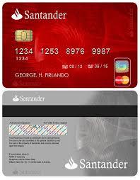 Santander Business Debit Card 32 Best My Design Images On Pinterest My Design Credit Cards