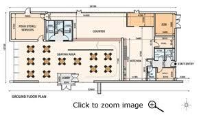 Retail Floor Plan Creator Drive Thru Fota Retail Business Park Fota Retail Business Park