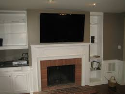 Hidden Cable Tv Wall Mount Mount Tv Over Fireplace Full Size Of Mount Tv Over Fireplace