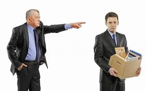 Что делать когда увольняют с работы?